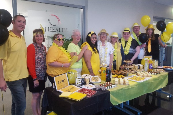 Supporting RUOK Day